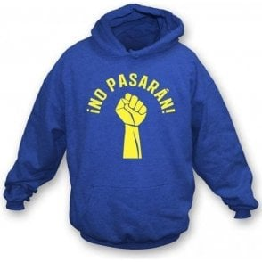 No Pasaran (As Worn By Tolokonnikova, Pussy Riot) Hooded Sweatshirt