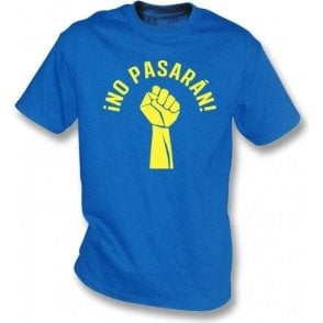 No Pasaran (As Worn By Tolokonnikova, Pussy Riot) T-Shirt
