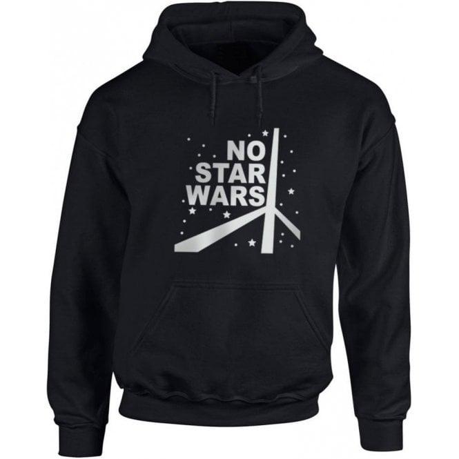 No Star Wars (As Worn By Thom Yorke, Radiohead) Hooded Sweatshirt