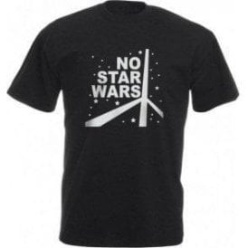 No Star Wars (As Worn By Thom Yorke, Radiohead) T-Shirt