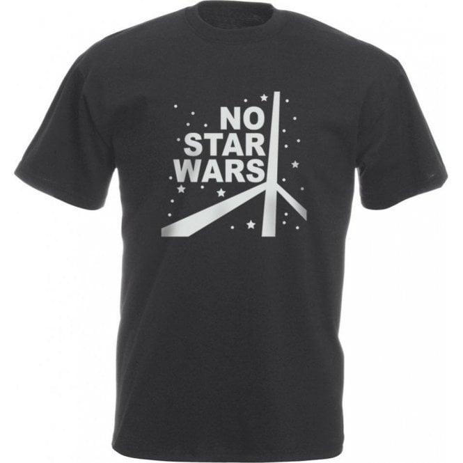 No Star Wars (As Worn By Thom Yorke, Radiohead) Vintage Wash T-Shirt