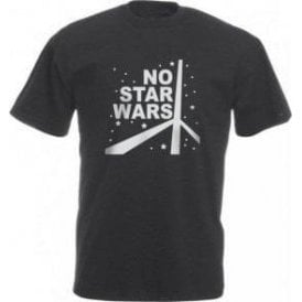 No Star Wars (As Worn By Thom Yorke, Radiohead) Vintage Wash T-Shirt