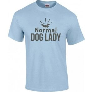 Normal Dog Lady Kids T-Shirt