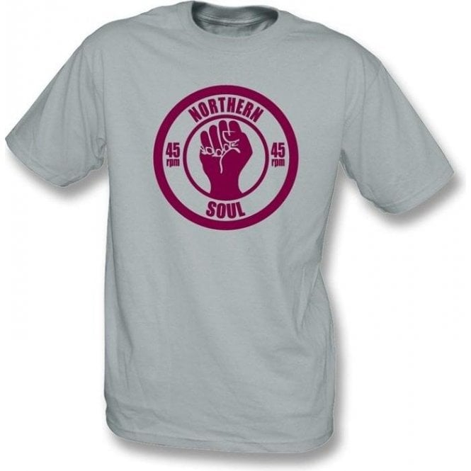 Northern Soul 45rpm T-shirt