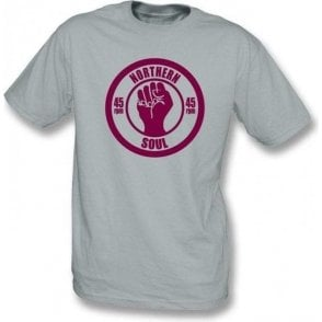Northern Soul 45rpm T-shirt