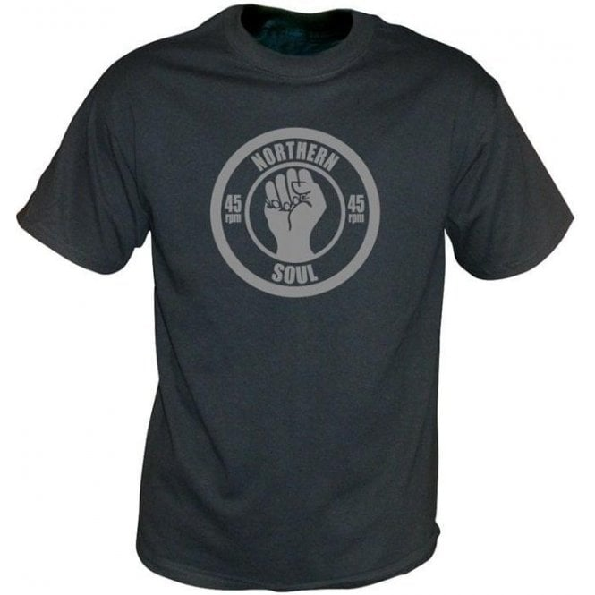 Northern Soul 45rpm Vintage Wash T-shirt