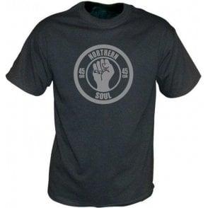 Northern Soul 45rpm Vintage Wash T-shirt