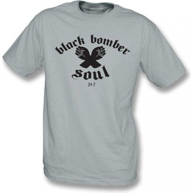 Northern Soul - Black Bomber T-shirt