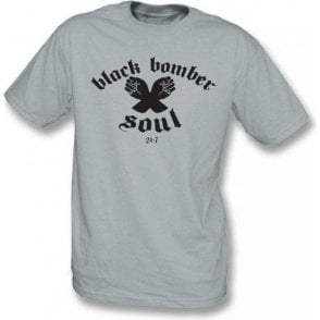 Northern Soul - Black Bomber T-shirt