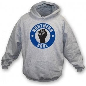Northern Soul Fist Hooded Sweatshirt
