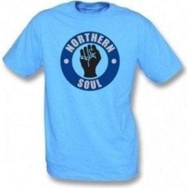 Northern Soul Fist T-shirt