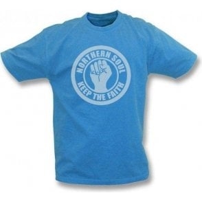 Northern Soul - Keep the Faith Vintage Wash T-Shirt