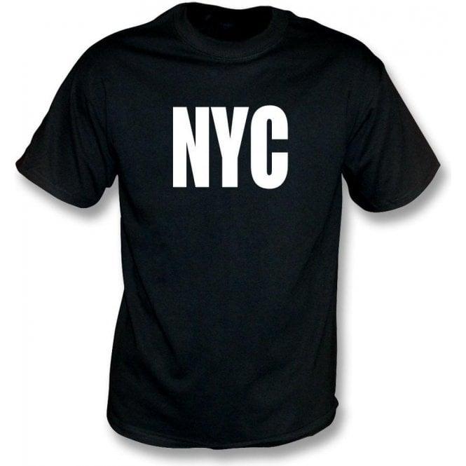 NYC as worn by Joey Ramone (The Ramones) T-shirt