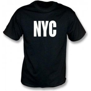 NYC as worn by Joey Ramone (The Ramones) T-shirt