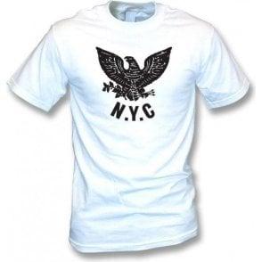 NYC Eagle (As Worn By Joey Ramone, Ramones) T-Shirt