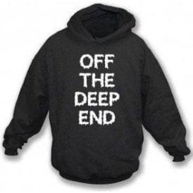 Off The Deep End (As Worn by Alexa Chung) Hooded Sweatshirt