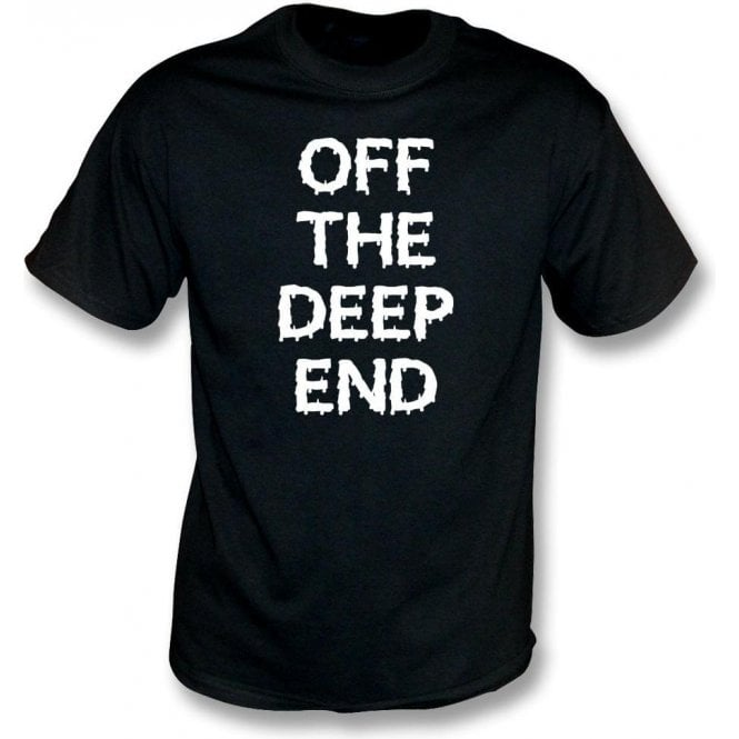 Off The Deep End (As Worn by Alexa Chung) Kids T-Shirt