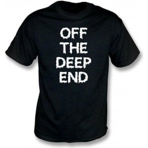 Off The Deep End (As Worn by Alexa Chung) T-Shirt