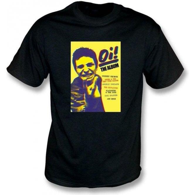 Oi! The Album Organic T-shirt