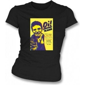 Oi! The Album Organic Women's T-shirt