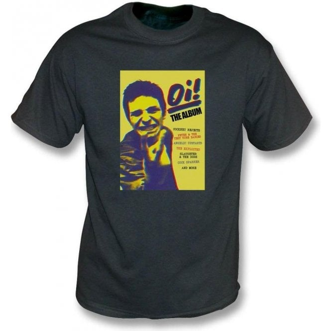 Oi! The Album Vintage Wash T-shirt