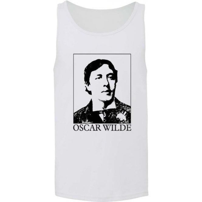 Oscar Wilde (As Worn By Morrissey) Men's Tank Top