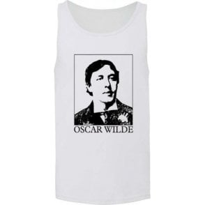 Oscar Wilde (As Worn By Morrissey) Men's Tank Top