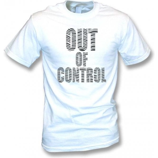 Out Of Control (As Worn By Joe Strummer, The Clash) T-Shirt