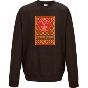 Overlook Hotel - Sidewinder, Colorado (Inspired by The Shining) Sweatshirt
