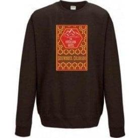 Overlook Hotel - Sidewinder, Colorado (Inspired by The Shining) Sweatshirt