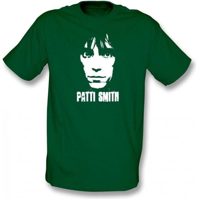Patti Smith Face T-Shirt