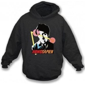 Pete Shelley - Homosapien (Buzzcocks) Hooded Sweatshirt