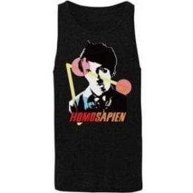 Pete Shelley - Homosapien (Buzzcocks) Mens Tank Top