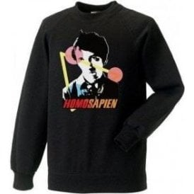 Pete Shelley - Homosapien (Buzzcocks) Sweatshirt