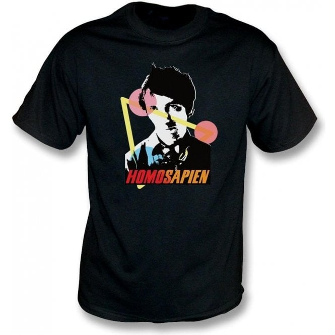 Pete Shelley - Homosapien (Buzzcocks) T-Shirt