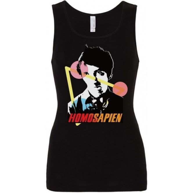 Pete Shelley - Homosapien (Buzzcocks) Women's Baby Rib Tank Top