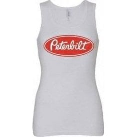 Peterbilt (As Worn By Freddie Mercury, Queen) Women's Baby Rib Tank Top