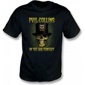 "Phil Collins ""In The Air Tonight"" T-Shirt"