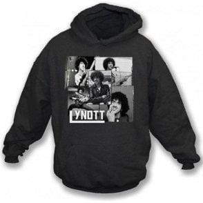 Phil Lynott (Thin Lizzy) Hooded Sweatshirt