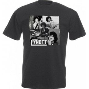 Phil Lynott (Thin Lizzy) Tribute Vintage Wash T-Shirt