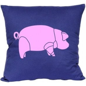 Pig (As Worn By David Gilmour, Pink Floyd) Cushion