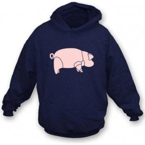 Pig (As Worn By David Gilmour, Pink Floyd) Hooded Sweatshirt