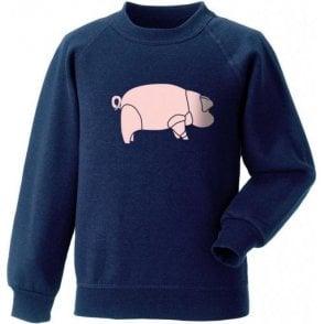 Pig (As Worn By David Gilmour, Pink Floyd) Sweatshirt