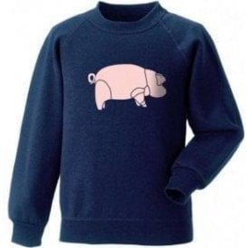 Pig (As Worn By David Gilmour, Pink Floyd) Sweatshirt