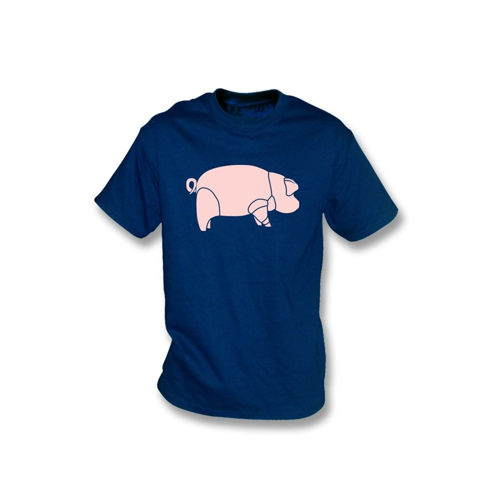 Pig (As Worn By David Gilmour, Pink Floyd) T-shirt