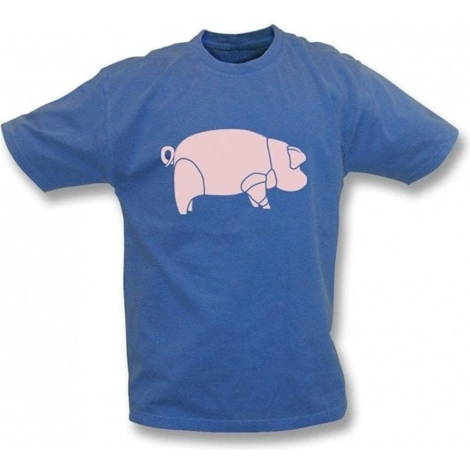 Pig (As Worn By David Gilmour, Pink Floyd) Vintage Wash T-Shirt