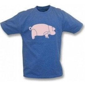 Pig (As Worn By David Gilmour, Pink Floyd) Vintage Wash T-Shirt