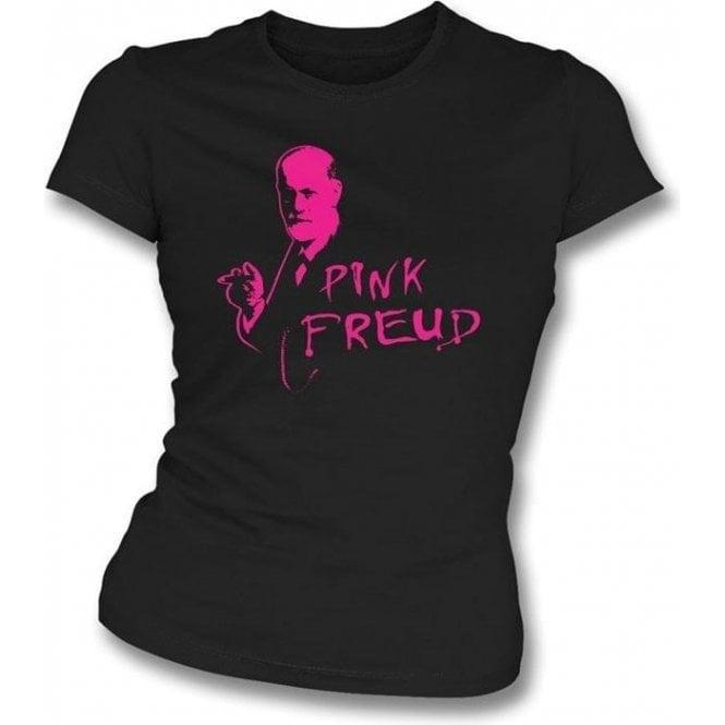 Pink Freud Girl's Slim-Fit T-shirt