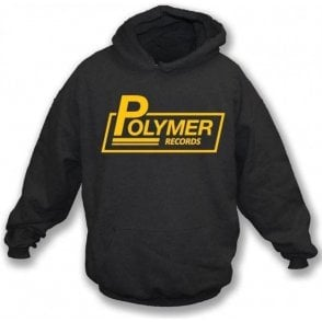 Polymer Records (Inspired by This Is Spinal Tap) Hooded Sweatshirt