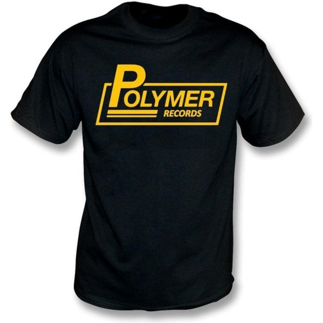 Polymer Records (Inspired by This Is Spinal Tap) Kids T-Shirt